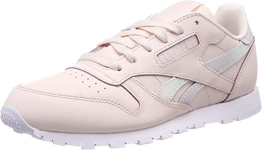 | Reebok Classic Leather Pale PinkWhite Leather