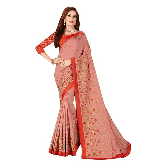 ETHNIC EMPORIUM Muchacha de Las Mujeres Bollywood Saree Sari ...