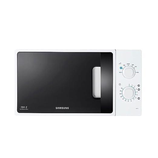 Samsung Horno a microondas 800 W me71 a blanco unidades de ...
