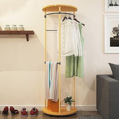 ZZHF yimaojia Floorstanding Semicircle Creative Coat ...