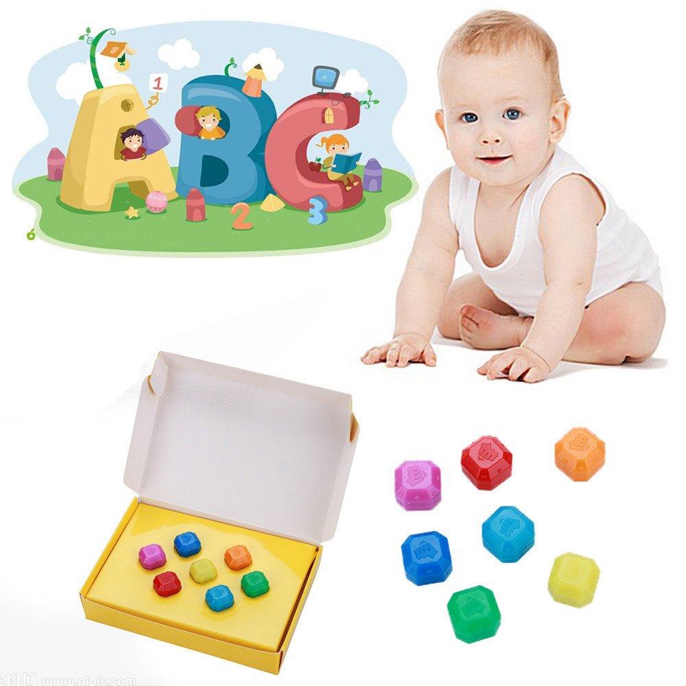 nacome LED手目コーディネーションおもちゃ教育親子相互作用おもちゃ/ギフト B0776WHF1W  マルチカラー