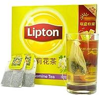 Lipton/立顿花茶 茉莉花茶200g 袋泡茶包2g*100袋 办公餐饮装