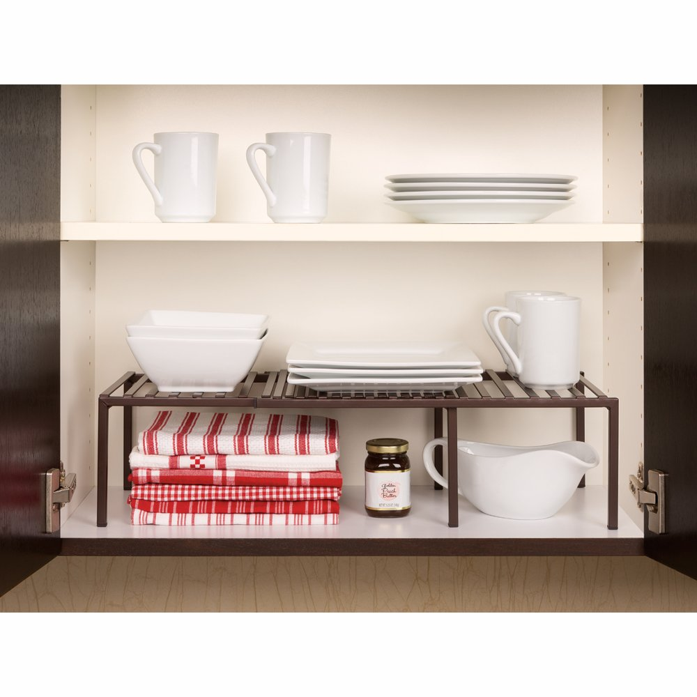 Amazon.com - Seville Classics Expandable Kitchen Counter and ...