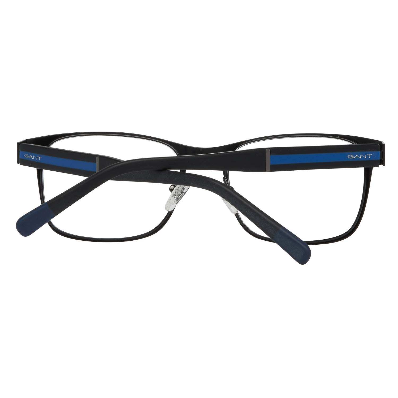 69c1669b41 GANT Eyeglasses GA3097 002 Matte Black 53MM at Amazon Men s Clothing store