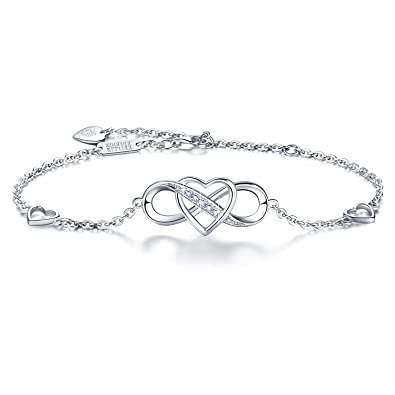 Armreifen Armbänder Mädchen Mit Herzblechdose Blechdose 16 Stück GroßEr Ausverkauf Armbänder Uhren & Schmuck