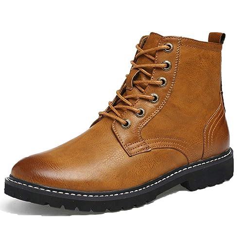 Botas De Seguridad Dewalt para Hombre Puntera De Acero Impermeable Zapatillas De Deporte Zapatos Martin Boots