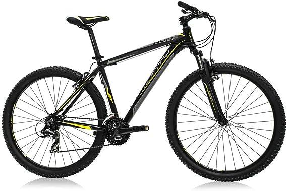 Monty KY17 Bicicleta, Unisex Adulto, Negro, 21