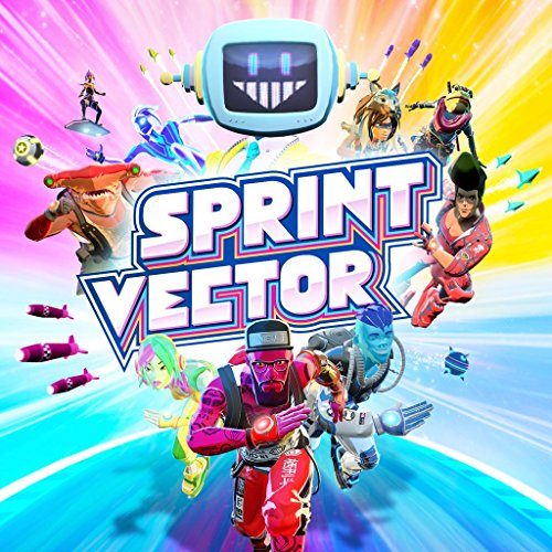 Sprint Vector (VR) - PS4 [Digital Code] (Sprint Networks)