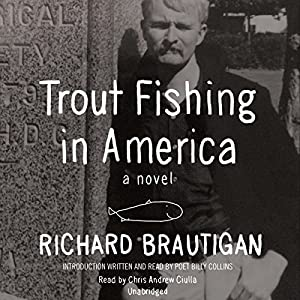 Trout Fishing in America Audiobook