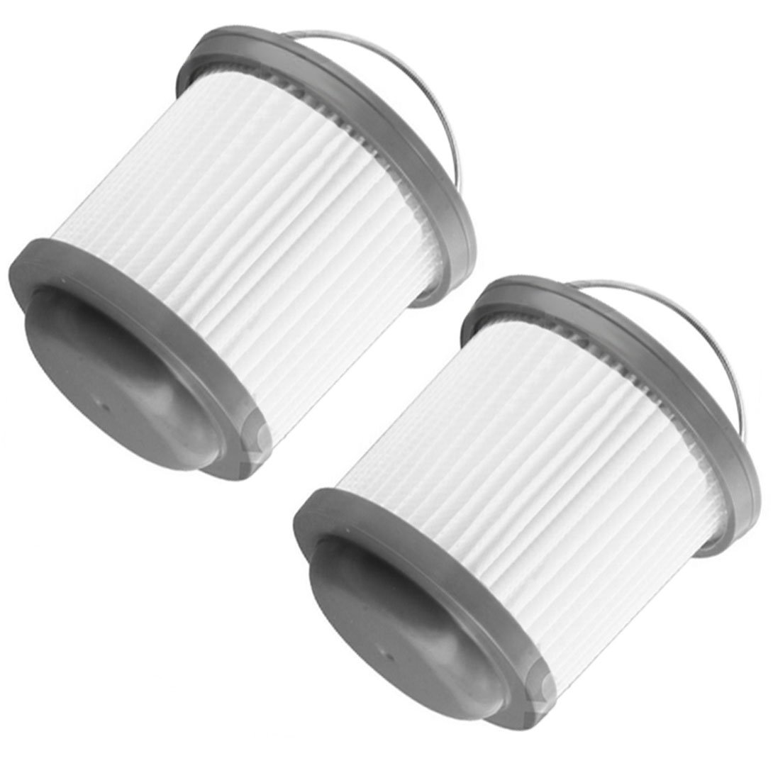 Spares2go filtro a pieghe principale per Black & Decker Dustbuster palmare aspirapolvere (confezione da 2)