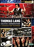 Thomas Lang  Creative Coordination And Advanced Foot Technique (Book/C