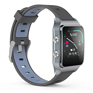 Leotec Smartwatch GPS Swim Swolf Gris: Amazon.es: Electrónica