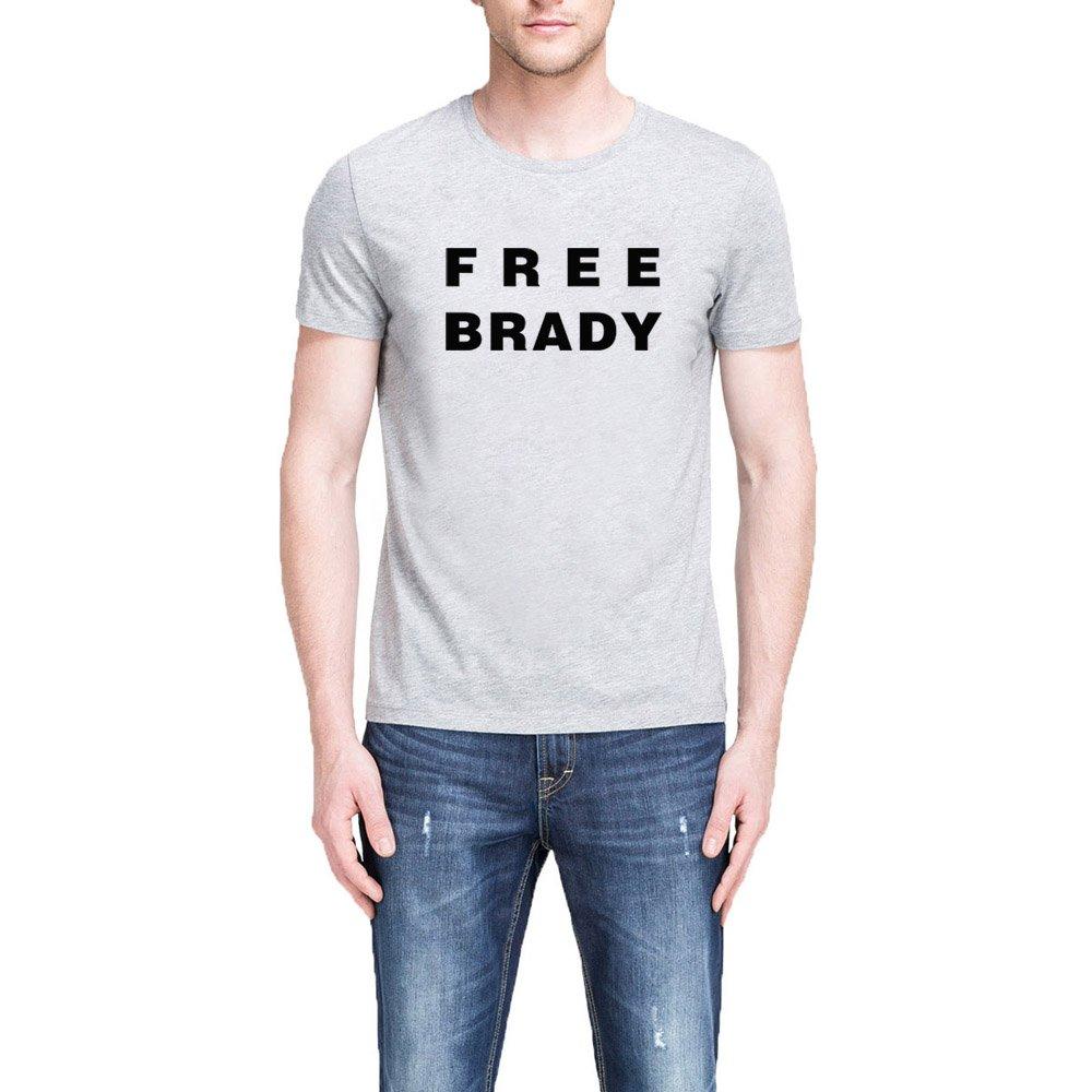 Loo Show Free Brady Funny Football T Shirts Awesome Tee
