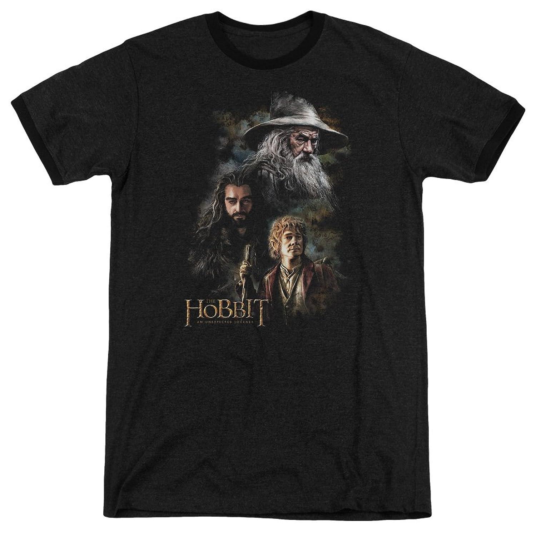 The Hobbit Men's Painting Ringer T-Shirt