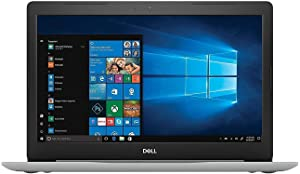 Dell Inspiron 15 5000 15.6-inch Touchscreen FHD 1080p Premium Laptop, Intel Quad Core i5-8250U Processor, 12GB RAM, 1TB Hard Drive, Bluetooth, Silver