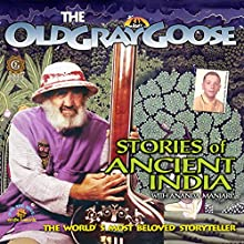 Stories of Ancient India Audiobook by Geoffrey Giuliano Narrated by Robert Gray