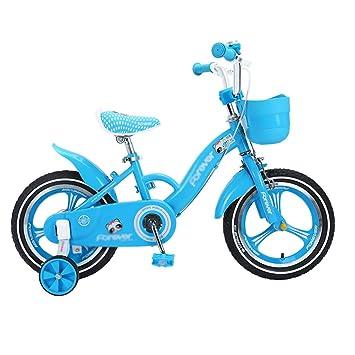 Bicicletas Princesa Rosa Bici 3-4-6-7-8 Años Niños Niño Niña ...