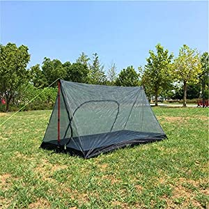 MINHUNG Outdoor Portable Backpacking Tent Ultralight Mosquito Waterproof