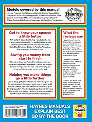 Haynes Explains Marriage: All models - From I do to on and ... on