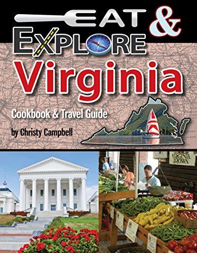 Eat & Explore Virginia (Eat & Explore State Cookbooks)
