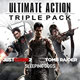 Ultimate Action Triple Pack - PS3 - PS3 [Digital Code]