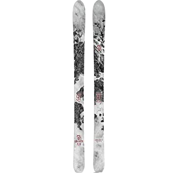 e0b919e02 Icelantic Mens Vanguard 97 Backcountry Touring Skis 178CM  Amazon.ca ...