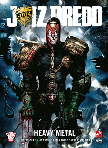 eBook Juiz Dredd - Heavy Metal