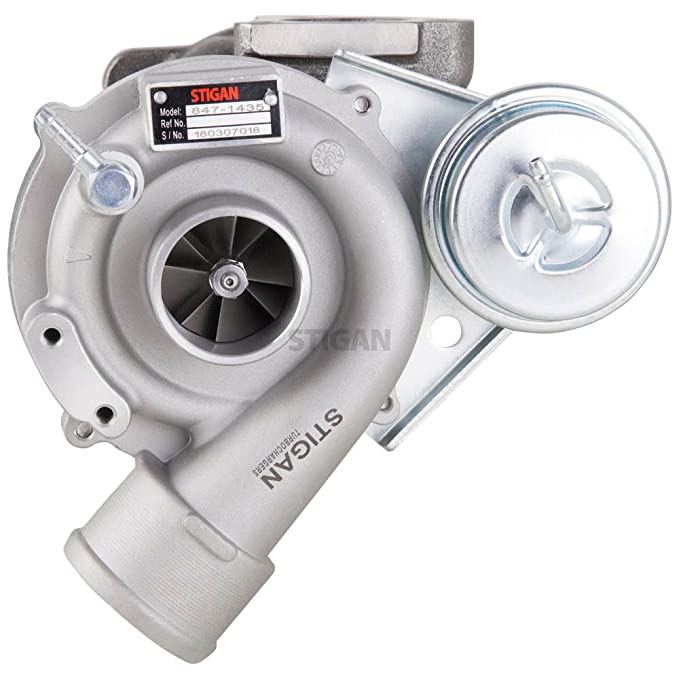 New Genuine stigan Exact Fit K04 Turbocompresor para Audi A4 y Volkswagen Passat 1.8L Turbo - stigan 847 - 1435 nuevo: Amazon.es: Coche y moto