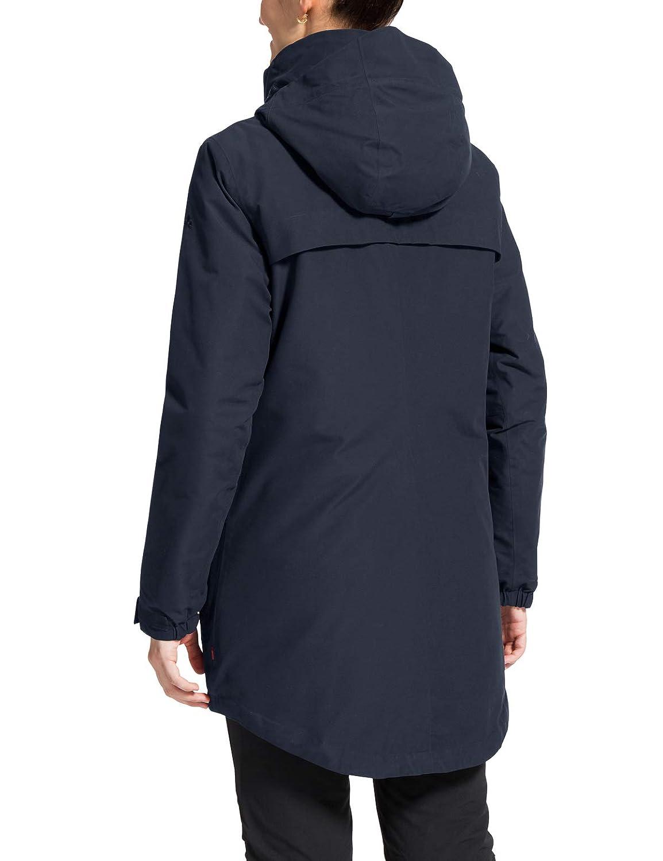 Parka VAUDE Skomer Wool Giacca Donna