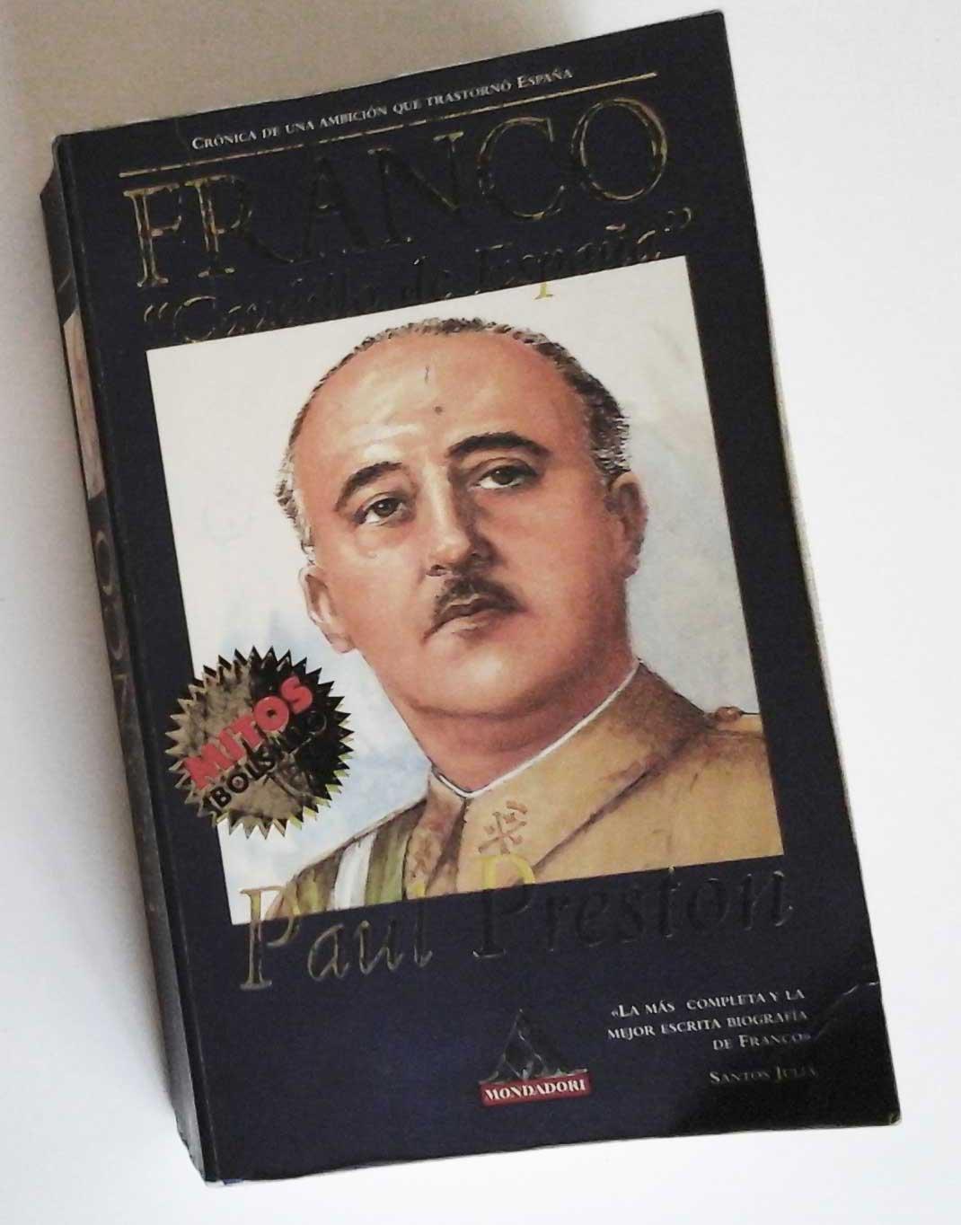 Franco Caudillo De España: Amazon.es: Preston, Paul .: Libros