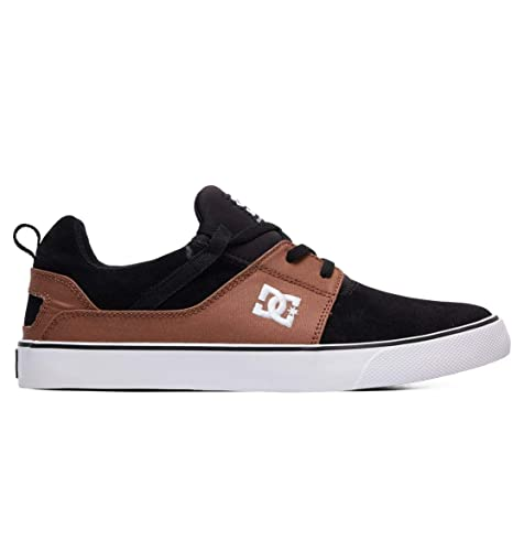 DC Shoes Heathrow Vulc, Zapatillas para Hombre: DC Shoes: Amazon.es: Zapatos y complementos