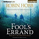 Fool's Errand: Tawny Man, Book 1 Audiobook by Robin Hobb Narrated by James Langton