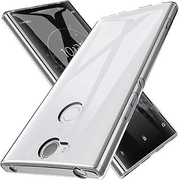 LK Sony Xperia XA2 Plus Funda, Carcasa Cubierta TPU Silicona ...