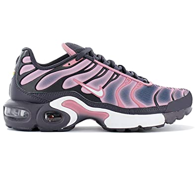 f099b0d1f3cbe Nike Air Max Plus TN 1 718071-006 Gridiron White-Elemental Pink ...