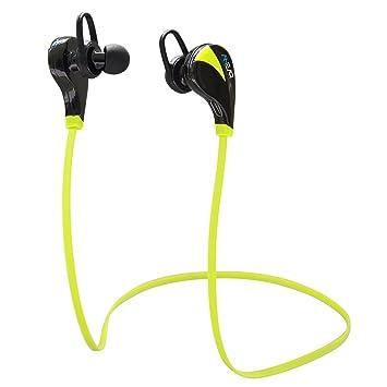 Auriculares Bluetooth Pseudo-filosofía auriculares estéreo Bluetooth inalámbrico [Sport/para correr/gimnasio