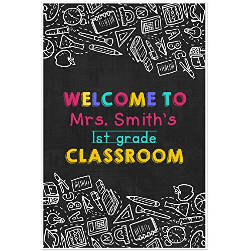 - Welcome to Classroom Personalized School Poster