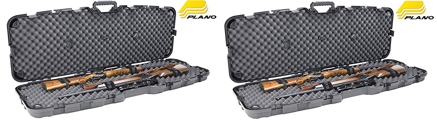 Plano Pro Max Double Scoped Rifle Case (Pack of 2) by Plano