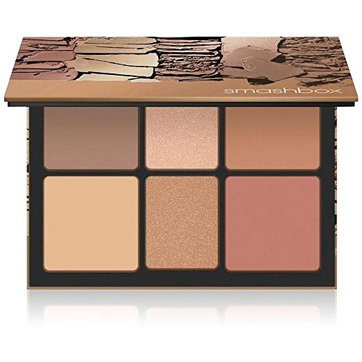 Smashbox The Cali Contour Palette Best Contouring Palette