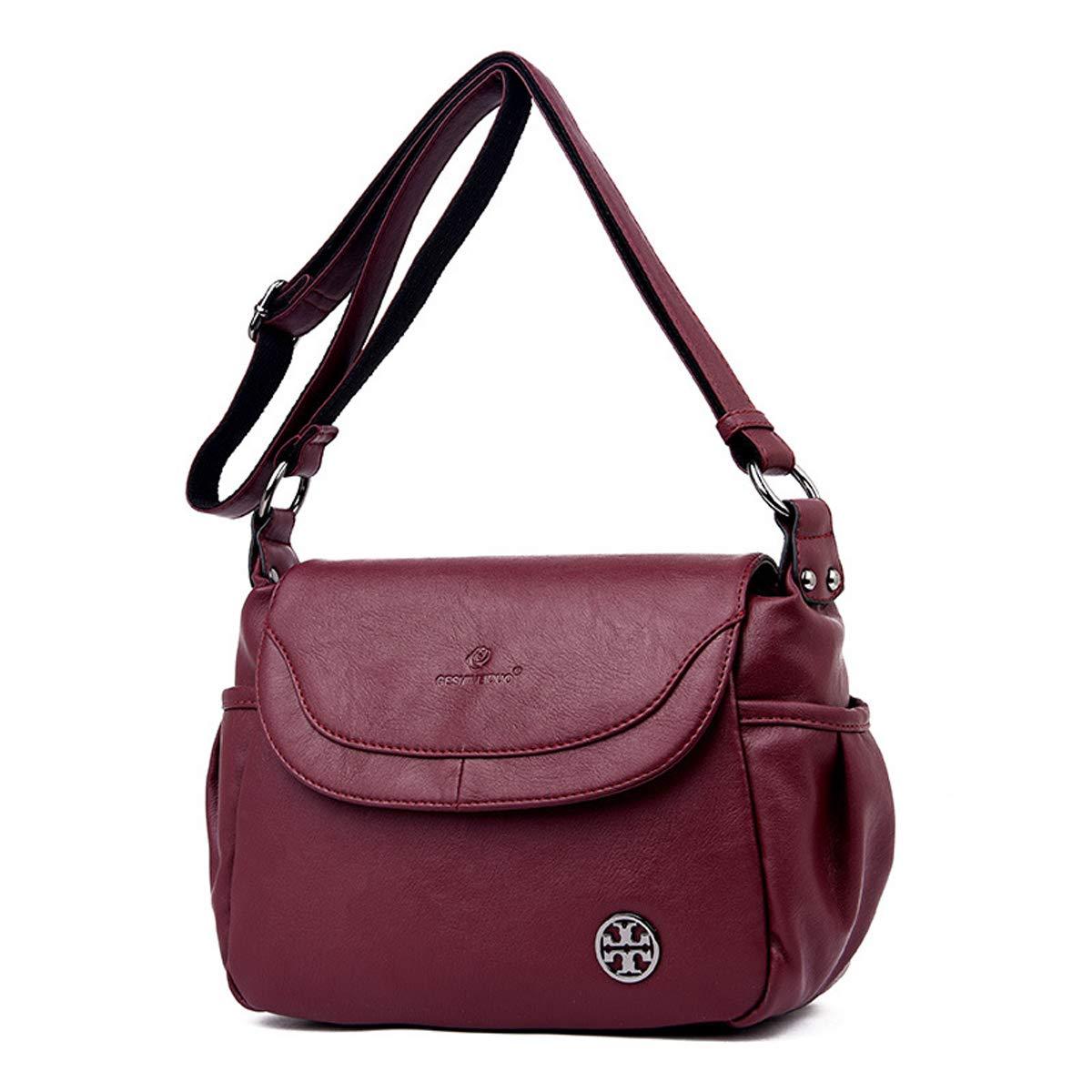 Neue Mode Pu Frauen Schulter Taschen Weibliche Schwarze Umhängetasche Hohe Qualität Weiche Damen Crossbody-tasche Zarte Kleine Hangbags Gepäck & Taschen