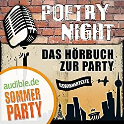Das Hörbuch zur Poetry Night