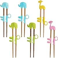 6 palillos de entrenamiento para niños, diseño