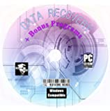 Data Recovery Software Recover Lost Images Pictures Text Files Windows XP, Vista, 7, 8, 8.1, 10