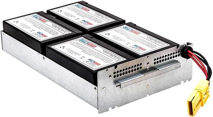 APC Smart-UPS Dell Smart-UPS 1500VA USB 12V 18Ah UPS Battery This is an AJC Brand Replacement DLA1500