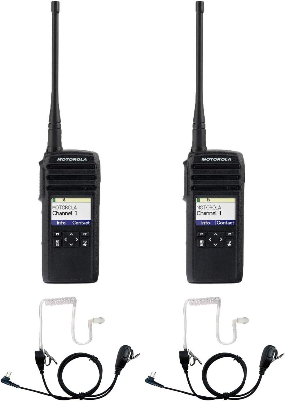 Replaced DTR410 /& DTR550 Motorola DTR600 1 Watt Digital Two Way Radio