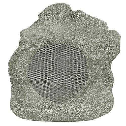 "Niles 6-1/2"" 2-Way Outdoor Rock Speaker (Each) Speckled Granite RS6PROSI S"