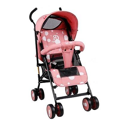 YXINY Carritos y sillas de paseo Carro Para Niños Ligero Paraguas Paraguas Portátil Cochecitos De Bebé