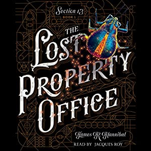 The Lost Property Office Audiobook