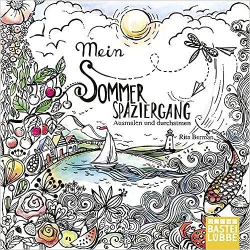 Livre Mein Sommerspaziergang de Rita Berman