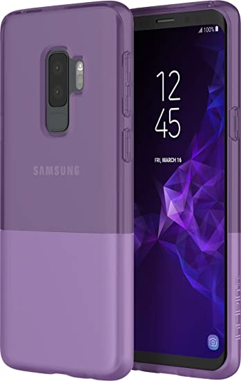 outlet store 10f03 bbdf2 Incipio NGP Samsung Galaxy S9+ Case with Translucent, Shock-Absorbing  Polymer Material for Samsung Galaxy S9 Plus (2018) - Lilac