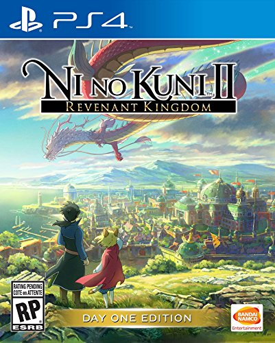 Ni No Kuni II: Revenant Kingdom – PS4 [Digital Code]